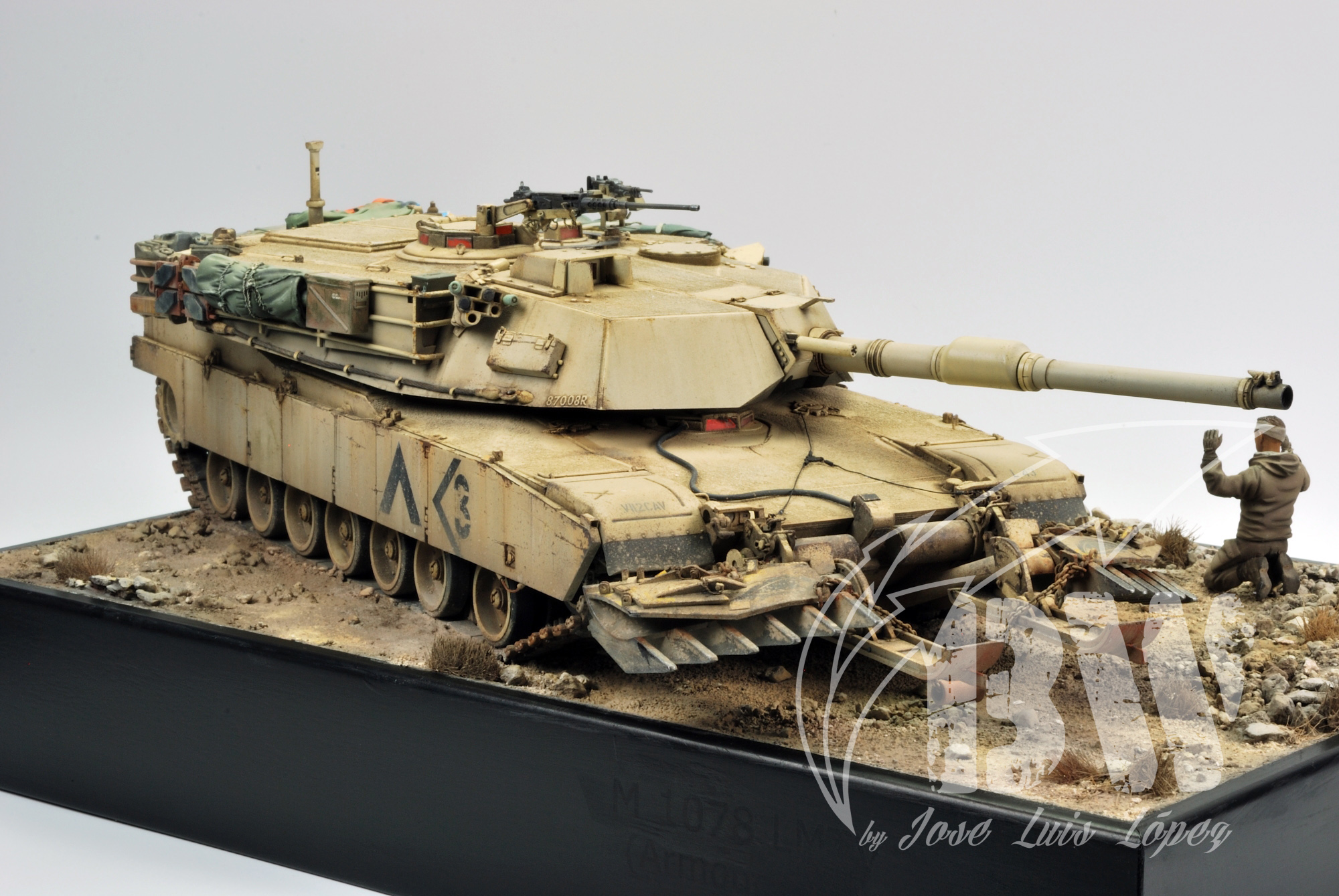 M1 ABRAMS «FIRST GULF WAR»