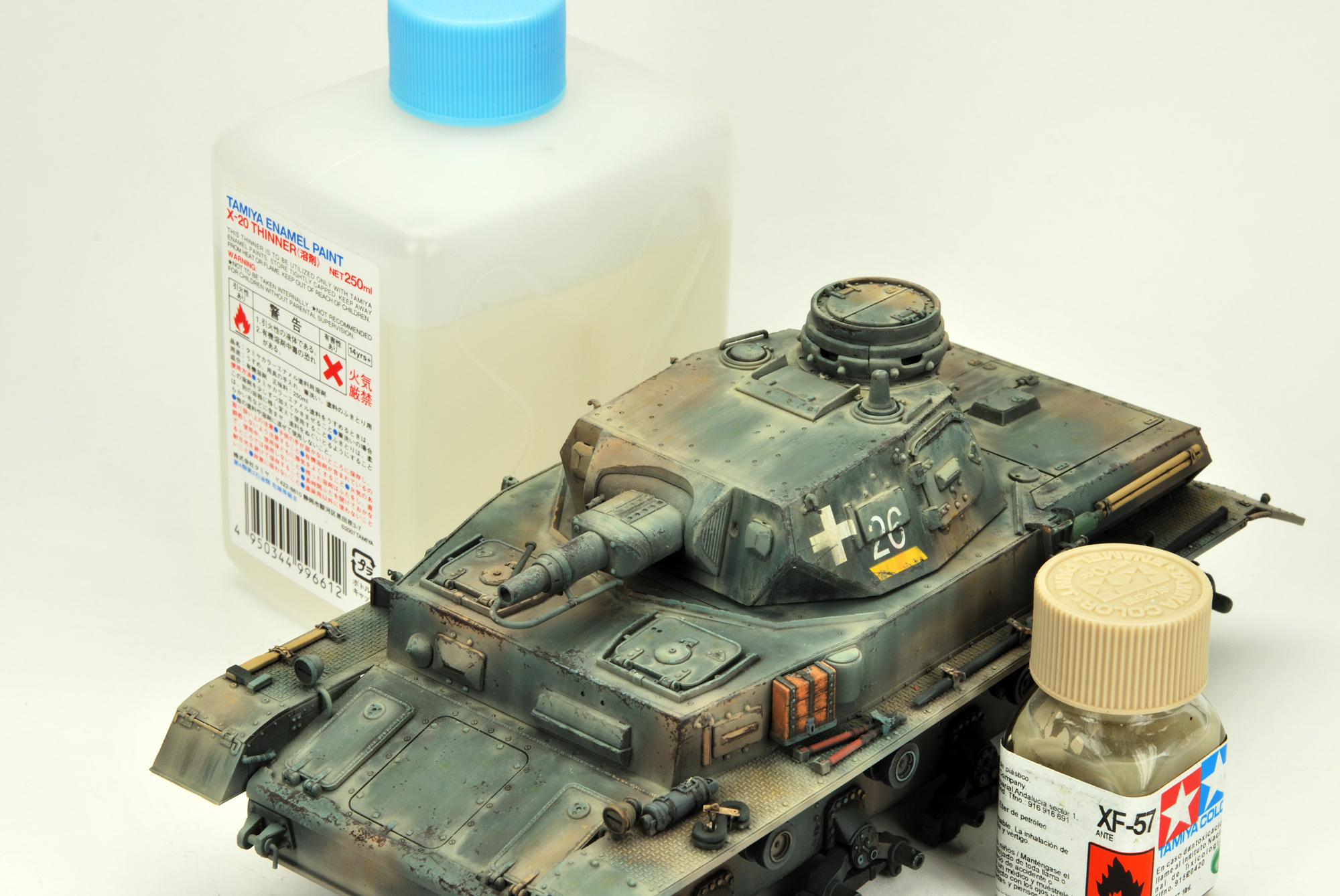 JL Lopez Style – PAINTING THE PZ IV AUSF B