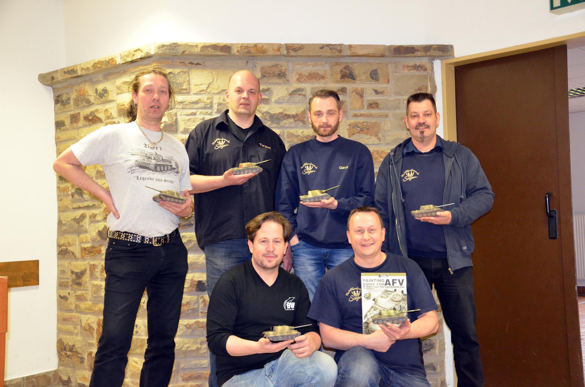 Wilnsdorf 2015. 10 hours Masterclass Jagdtiger
